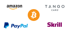 Get Paid via Paypal, Bitcoin, Skrill and Tango